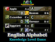 How I learned the English Alphabet with Collectible Language Games.