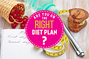 Weight Loss is Possible If You Follow Right Diet Plan