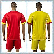 HISTORY OF SOCCER UNIFORMS
