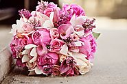 10 Unique Wedding celebration Flower Ideas