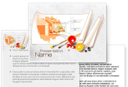 Interior Design Sketch PowerPoint Template