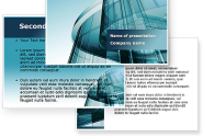 Modern Architecture Structures PowerPoint Template