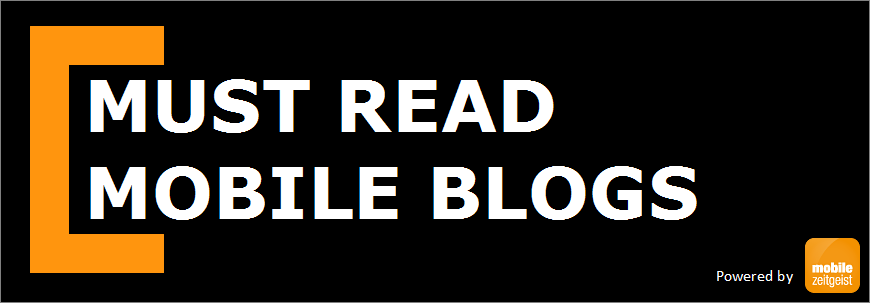 Headline for Must Read Mobile Blogs