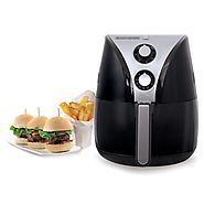 Black and Decker Air Fryer HF110SBD | AirFryers.net
