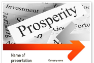 Prosperity PowerPoint Template