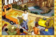 Cinque Terre Board Game Review by David Lowry