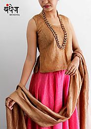 Contact to Bandhej - Buy Traditional Fashion Clothes Online for Women
