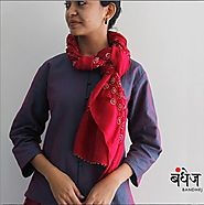 Buy Stoles Online India | Bandhej.com