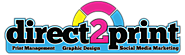Direct2Print - Print, Design, and Social Media Providers