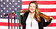 Olympic Shooter Kim Rhode Talks Journey Into Sixth Games