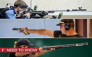 Your Comprehensive Guide To The 15 Olympic Shooting Events