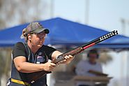 Record-Setting Olympian Kim Rhode Gets Ready for Rio - Opportunity Lives