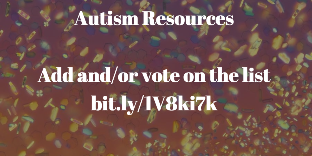 Headline for Autism Resources and Organizations
