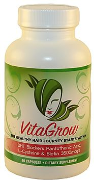 VitaGrow Vitamin Supplements That Grow Your Hair