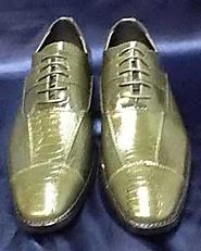 Get An Unique Style With Green Dress Shoes