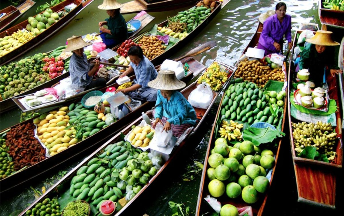 Headline for Best Markets in Bangkok – Shop Till You Drop Thai Style