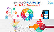 UI UX Design in Mobile App Development | Metizsoft
