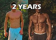 2 Years Calisthenics Transformation ( Street Workout ) Motivation