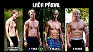 Lada Pridal Before and After | Calisthenics Only Physique