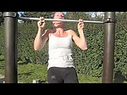 Female Calisthenics Transformation