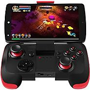 BEBONCOOL Wireless Bluetooth Game Controller Classic Gamepad Joypad Joystick for Android Phone Samsung S6, S6 Edge, N...