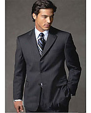 Buy Shadow Striped Suits For Men- MensItaly