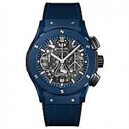 Luxury Replica Hublot Classic Fusion AeroFusion Chronograph Ibiza Ceramic Mens Watch 525.EX.0170.LR.IBZ17 For Sale