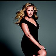 "Amy Schumer You Resists Stamp ""Plus Size"""