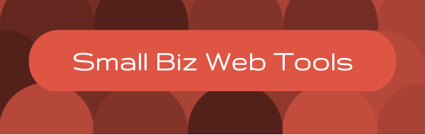 Headline for Web Tools for Small Business