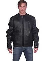 Try Mens Leather Coats And Get A Stylish Look