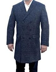 Wear Mens Overcoat To Look Trendiest With The Time
