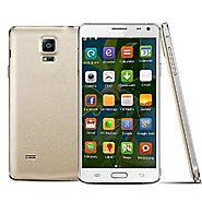 "NOTE3-Style 5.7"" 3G Android 4.2 Smartphone(Dual SIM,IPS Screen,Quad Core,WiFi,Dual Camera) -Black Color"