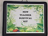 New Teacher Survival Kit | Scholastic.com