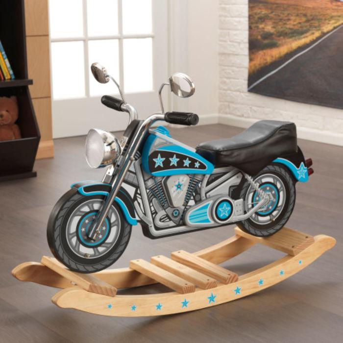 Motorcycle Rocking Horses 2016