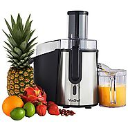 Benefits Of A Stainless Steel Whole Fruit Juicer
