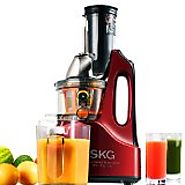 Powerful Stainless Steel Whole Fruit Juicer