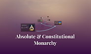 Absolute & Constitutional Monarchy