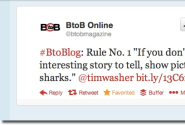Sharknado: Social Media Gold | Tim Washer