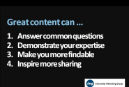 Content Curation: How To Use Content Marketing Without Being A Creator