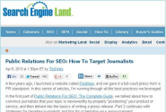 PR: The Big SEO Trend for 2013?