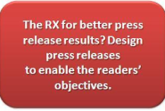 Press Release RX: 3 Ways to Improve Reader Experience