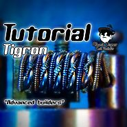 TIGRON COIL ( TUTORIAL ) 0.2 ohm