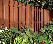 Types of Fences for Garden
