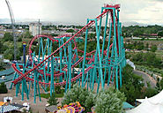 Wild Rides at Elitch's... one of the roller coasters is called, The Mind Eraser.