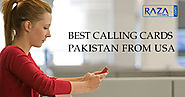 Choose your best Calling Plans for Calling Pakistan from USA and start saving money