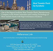 Heat Fluid Transfer Applications