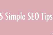 Blog Chat: 5 Simple SEO Tips