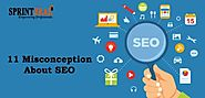 11 Common Misconceptions About SEO