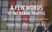 131 Words That Increase Web Traffic