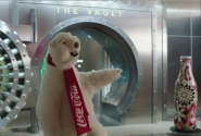 Coca-Cola Polar Bear Brings Out the Dance Moves